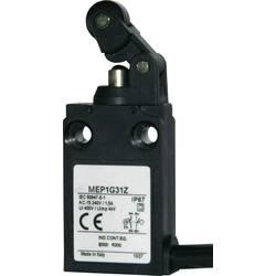 Koncový spínač Panasonic MEP1G31Z, 24 V, 5 A, páka s valčekom, IP67, 1 ks