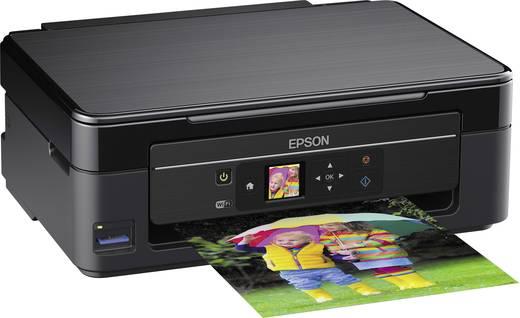 epson expression home xp 342 tintenstrahl multifunktionsdrucker a4 drucker scanner kopierer. Black Bedroom Furniture Sets. Home Design Ideas