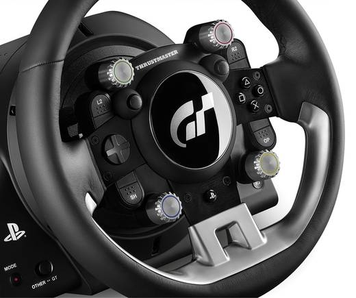 thrustmaster tm t gt gran turismo edition lenkrad. Black Bedroom Furniture Sets. Home Design Ideas