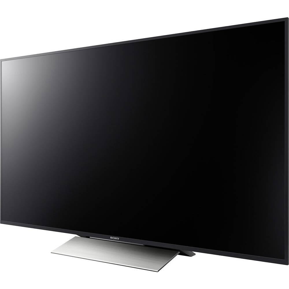 led tv 139 cm 55 sony bravia kd55xd8005 eec a im conrad online shop 1493968. Black Bedroom Furniture Sets. Home Design Ideas