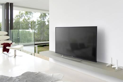 sony bravia kd49xd7005 led tv 123 cm 49 zoll eek a dvb t2 dvb c dvb s uhd smart tv wlan. Black Bedroom Furniture Sets. Home Design Ideas