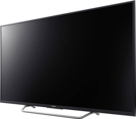 led tv 139 cm 55 zoll sony bravia kd55xd7005 eek a dvb t2 dvb c dvb s uhd smart tv wlan. Black Bedroom Furniture Sets. Home Design Ideas