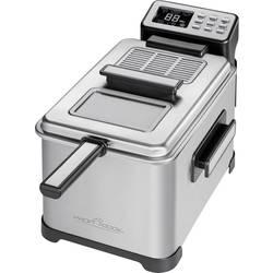 Fritéza Profi Cook PC-FR 10 2500 W , s displejem, nerezová ocel, černá