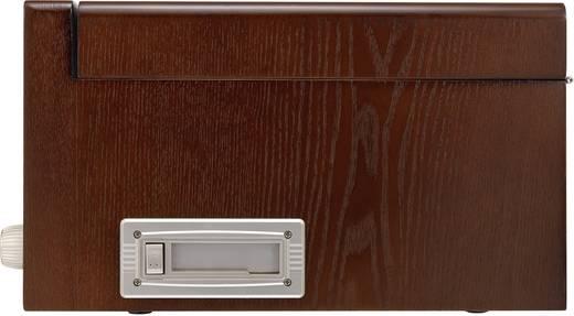 USB-Plattenspieler Renkforce RT-1923 Holz