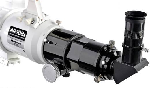 Bresser optik messier ar 102s 600 hexafoc linsen teleskop