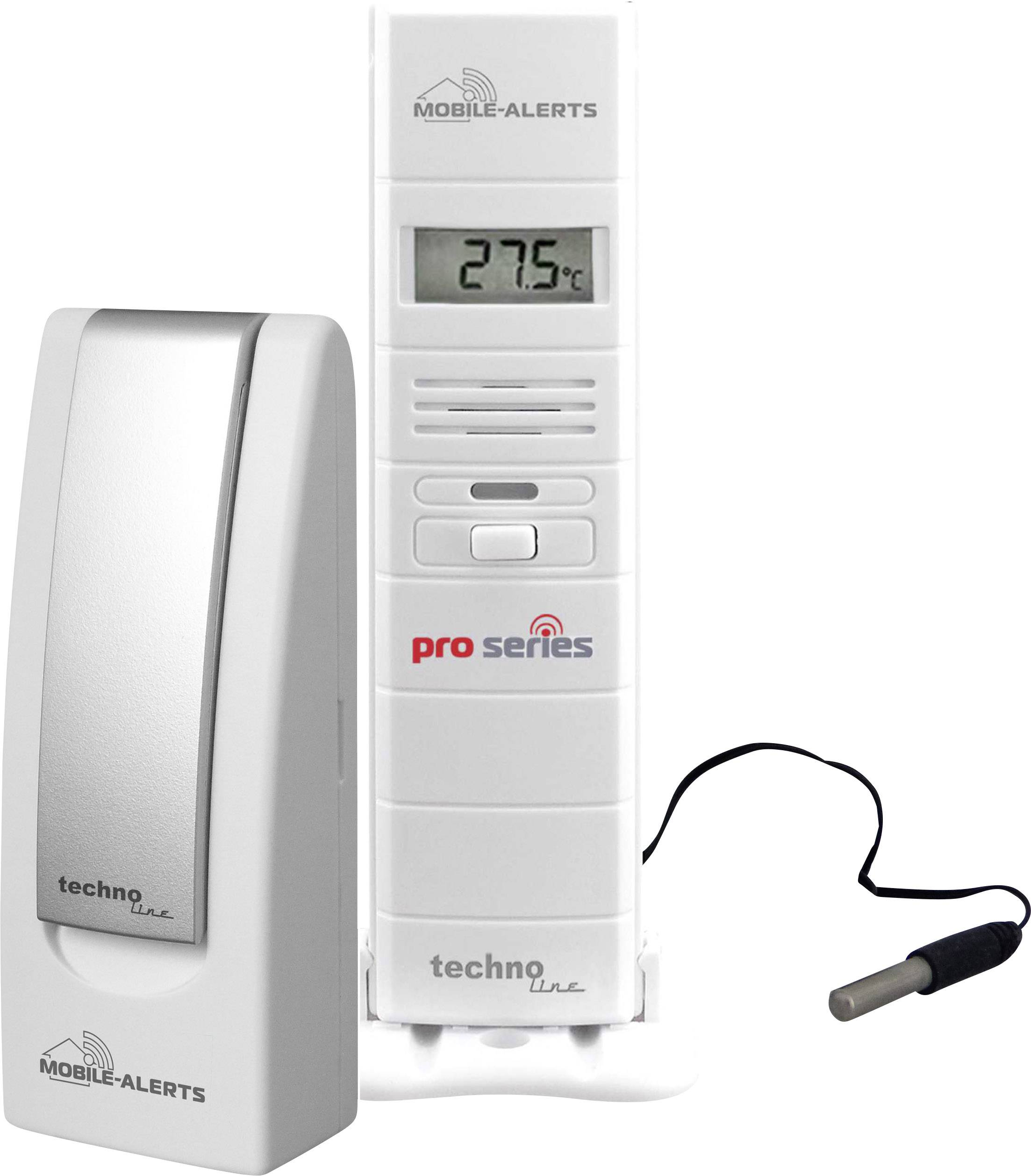 Renkforce A460 Thermo-//Hygrometer App basierend