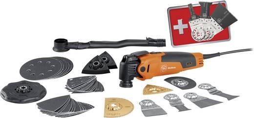 Fein FMM 350 QSL 72295268000 Multifunktionswerkzeug inkl. Zubehör, inkl. Koffer 43teilig 350 W