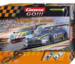 Autodráha Carrera GO!!!, startovací sada Speed'n Race 20062396