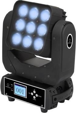 LED otočná hlava Renkforce MATRIX BEAM, počet LED 9 x, 12 W