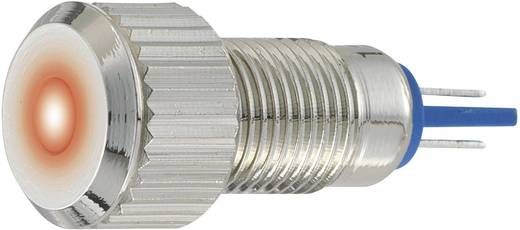 LED-Signalleuchte Blau 12 V/DC, 12 V/AC TRU COMPONENTS GQ8F-D/B/12V/N