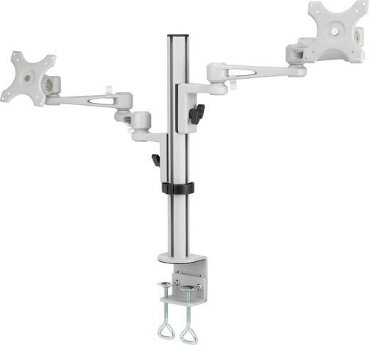 speaka professional sp dual arm 2fach monitor. Black Bedroom Furniture Sets. Home Design Ideas