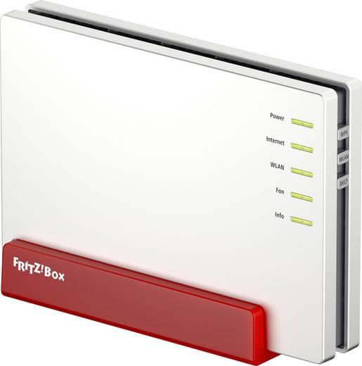 AVM FRITZ!Box 7580 WLAN Router mit Modem Integriertes Modem: VDSL, ADSL 2.4 GHz, 5 GHz 2.5 Gbit/s