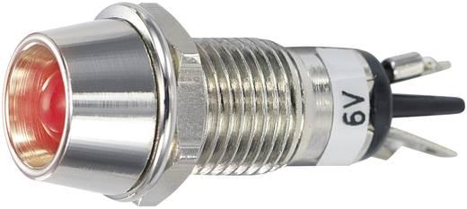 LED-Signalleuchte Rot 6 V/DC SCI R9-115L 6 V RED