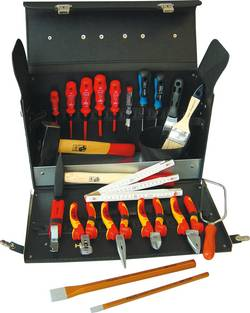 Kufřík s nářadím NWS 321-23, (d x š x v) 420 x 250 x 150 mm, 23dílná sada