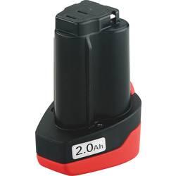 Náhradný akumulátor pre elektrické náradie, Metabo 12 V Li-Power 625438000, 12 V, 2 Ah, Li-Ion akumulátor