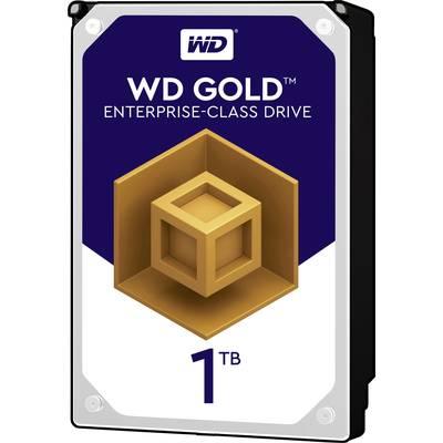 Interne Festplatte 8.9 cm (3.5 Zoll) 1 TB Western Digital Gold? Bulk WD1005FBYZ SATA III Preisvergleich