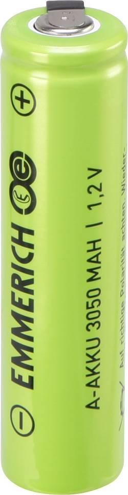 Špeciálny akumulátor Emmerich ULF, A, NiMH, 1.2 V, 3050 mAh
