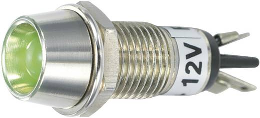 LED-Signalleuchte Grün 12 V/DC SCI R9-115L 12 V GREEN