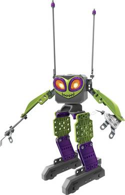 Robotická hračka Meccano Tech Micronoid vert 6033259, zelená