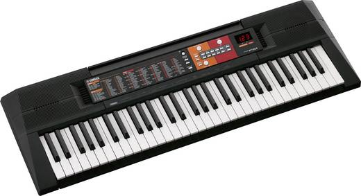 Yamaha PSR-F51 Keyboard Schwarz inkl. Netzteil