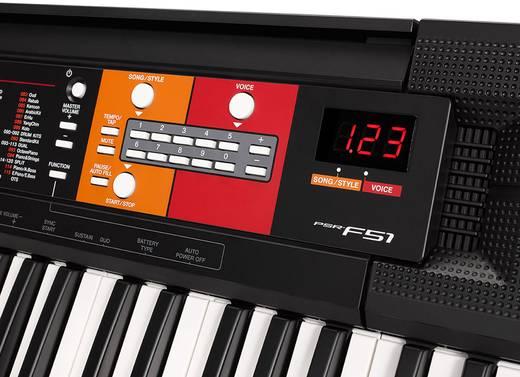 Keyboard Yamaha PSR-F51 Schwarz inkl. Netzteil