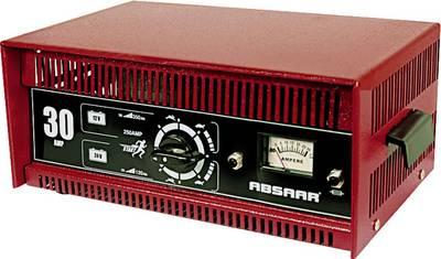 Caricabatterie da officina Absaar 0263004110 12 V, 24 V