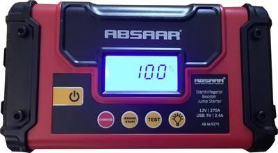 Sistema di accensione rapido Absaar AB-MJS270 Corrente d'avviamento ausiliaria (12 V)=270 A