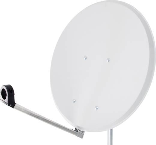 sat antenne 55 cm smart click clack reflektormaterial stahl wei kaufen. Black Bedroom Furniture Sets. Home Design Ideas