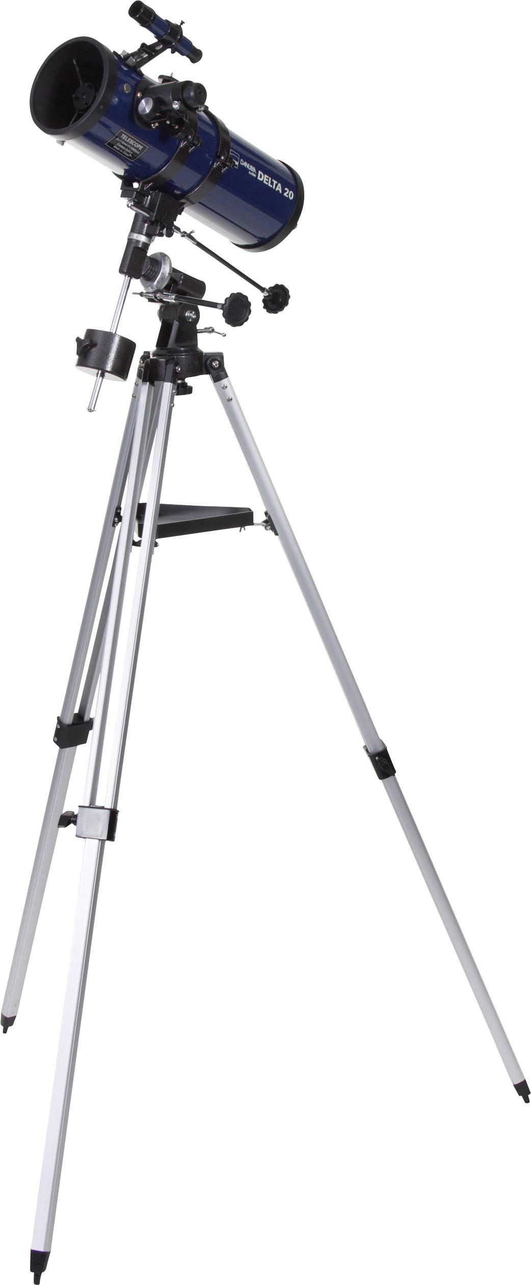 danubia delta 20 spiegel teleskop quatorial. Black Bedroom Furniture Sets. Home Design Ideas