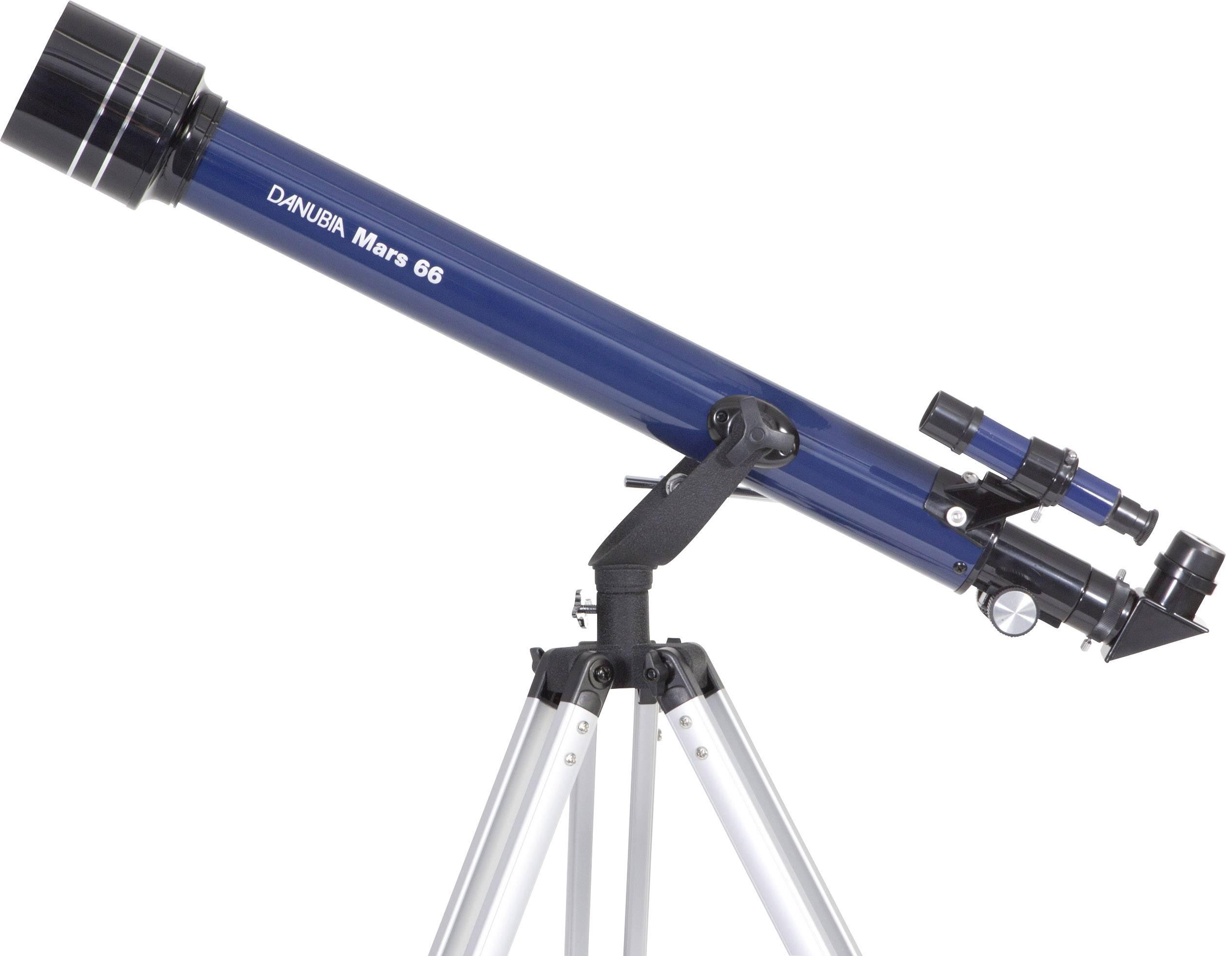 Danubia mars linsen teleskop azimutal achromatisch