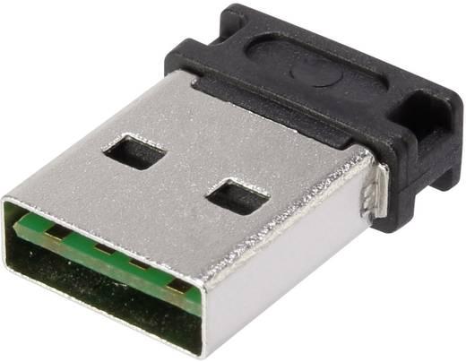 Renkforce USB 2.0 Adapter [1x USB 2.0 Stecker A - 1x USB-C™ Buchse] rf-USBA-12 beidseitig verwendbarer Stecker