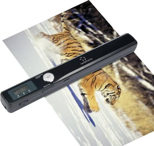 "Renkforce W4S ""Wireless Edition"" Mobiler Dokumentenscanner A4 300 x 900 dpi USB, WLAN 802.11 b/g/n, microSD, microSDHC"