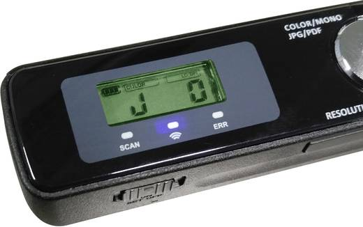 "Mobiler Dokumentenscanner A4 Renkforce W4S ""Wireless Edition"" 300 x 900 dpi USB, WLAN 802.11 b/g/n, microSD, microSDHC"