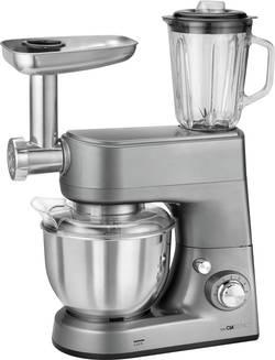 Multifunkční kuchyňský robot Clatronic KM 3648, 1000 W, titan