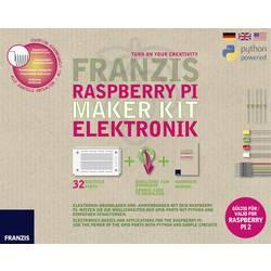 Sada pre tvorcov Franzis Verlag Raspberry Pi Maker Kit Elektronik 65339, od 14 rokov