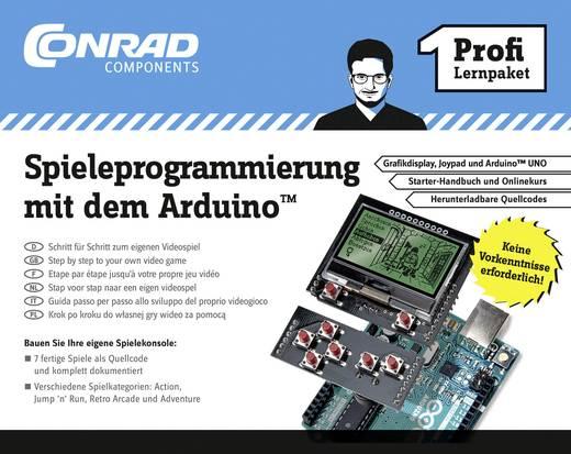 Spieleprogrammierung mit dem Arduino™ Conrad Components 10223 ab 14 Jahre