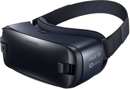 Samsung Gear VR SM-R323 Schwarz, Blau Virtual Reality Brille