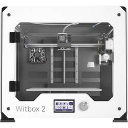 Image of bq Witbox 2 white 3D Drucker