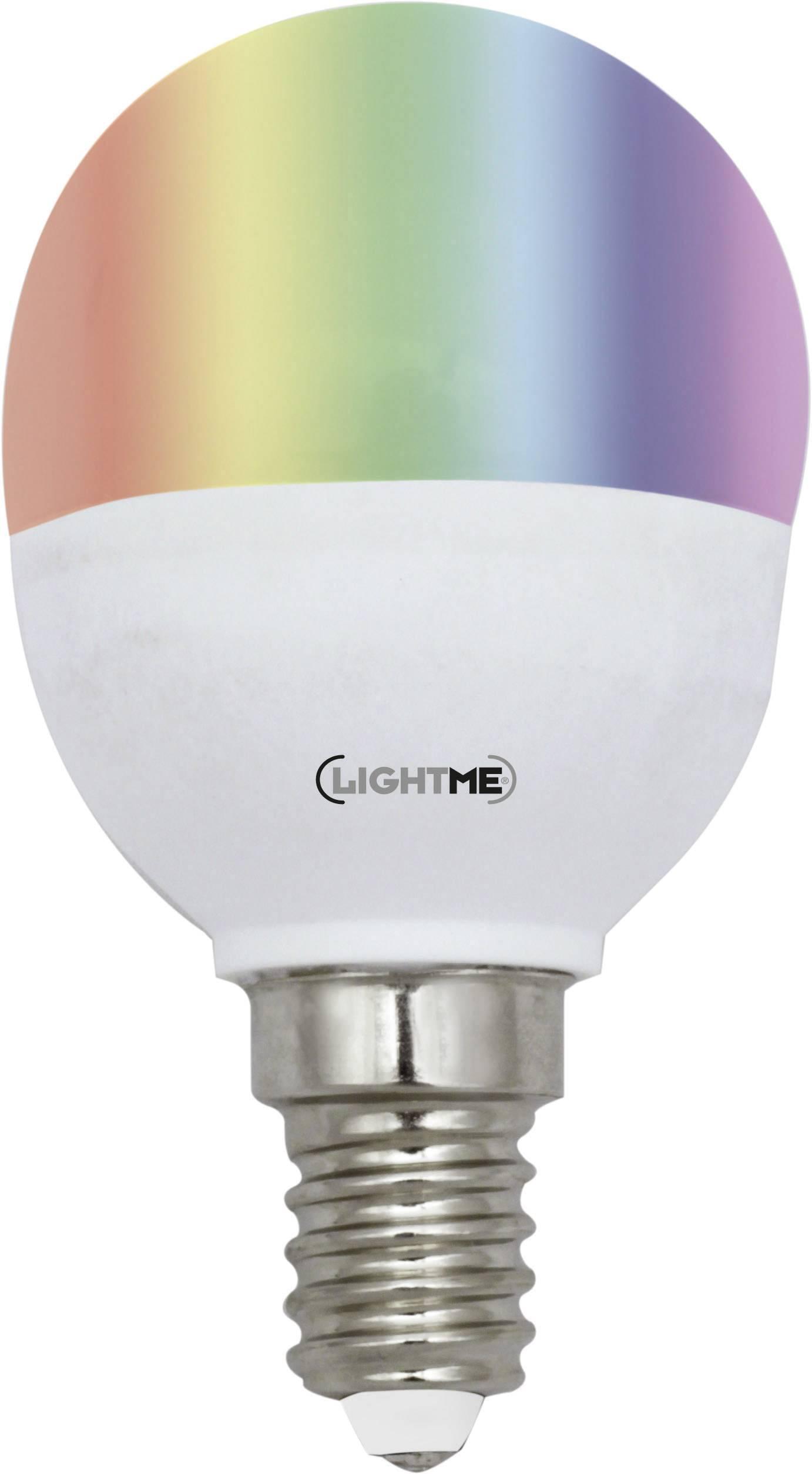 40W RGB Farbwechsel dimmbar mit Fernbedienung OSRAM LED RGBW Tropfen E14 5,5W