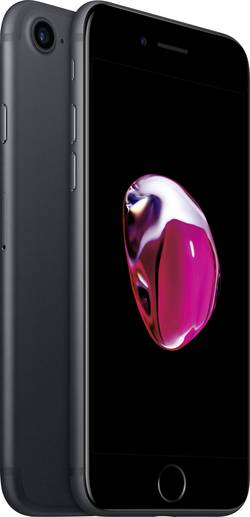 Image of Apple iPhone 7 128 GB Schwarz
