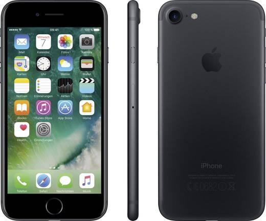 apple iphone 7 32 gb schwarz kaufen. Black Bedroom Furniture Sets. Home Design Ideas