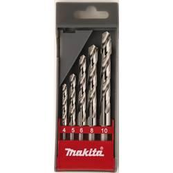 Sada špirálových vrtákov do kovu Makita P-73689, N/A, HSS, 1 sada