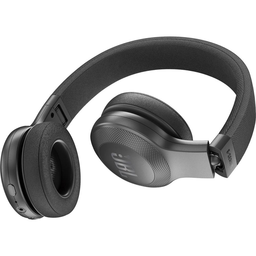 jbl harman e45bt bluetooth kopfh rer on ear faltbar headset schwarz im conrad online shop. Black Bedroom Furniture Sets. Home Design Ideas