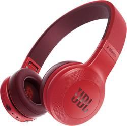 Casque Bluetooth supra-aural JBL Harman E45BT pliable, micro-casque rouge