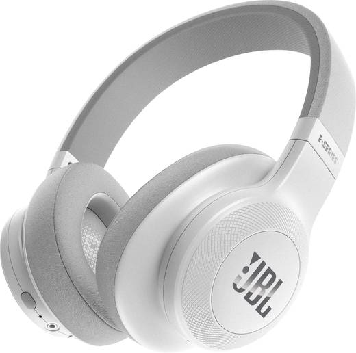 jbl harman e55bt bluetooth kopfh rer over ear faltbar headset wei. Black Bedroom Furniture Sets. Home Design Ideas
