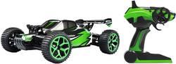 RC model auta pro začátečníky - elektrická bugina Amewi Storm D5 22213 RtR 1:18, 4WD (4x4), zelenávč. akumulátorů, nabíječky a baterie ovladače