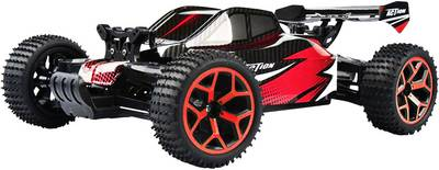 Amewi 22222 Storm D5 1:18 RC Einsteiger Modellauto Elektro Buggy Allradantrieb inkl. Akku, Ladegerät und Senderbatterien