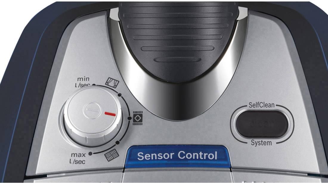 Wonderful Bagless Vacuum Cleaner Bosch Haushalt BGS5A300 Relaxxu0027x ProSilence Plus EEC  A Silver, ... Amazing Design