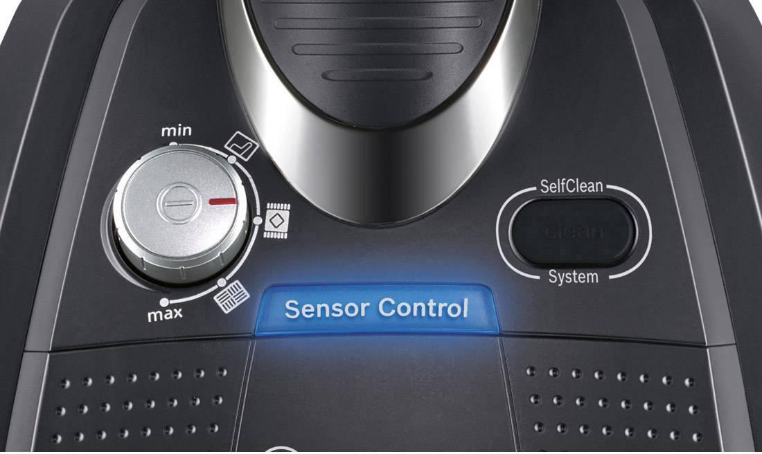 Bagless Vacuum Cleaner Bosch Haushalt BGS5SMRT66 Relaxxu0027x ProSilence66 700  W EEC A Black,