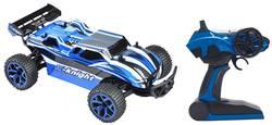 Elektrický RC model auta Amewi Fierce 22227 - Truggy 1:18, 4WD (4x4), vč. akumulátorů, nabíječky a baterie ovladače